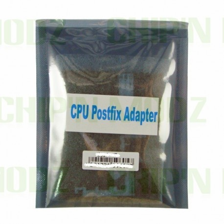 CPU PostFix Adapter