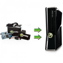 Installation Xkey (x3key) LiteOn DG16D5S / Hitachi 0500/0502