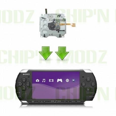 Réparation Bloc Optique PSP 1000/2000/3000