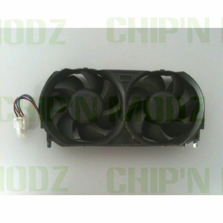 Ventilateur interne Xbox 360 phat 3 Pins