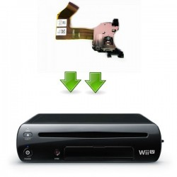 Réparation Bloc Optique Wii U