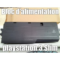 Bloc Alimentation PS3 Slim EADP-185AB