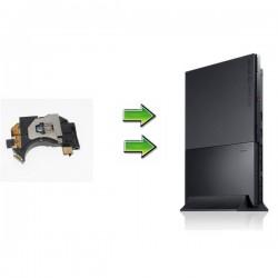 Réparation bloc optique PS2 Slim / PSTWO