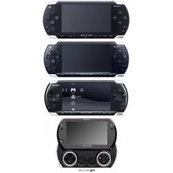 Devis de réparation gratuit PSP (tout modèles)