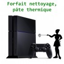 Nettoyage / remplacement pate thermique PS4