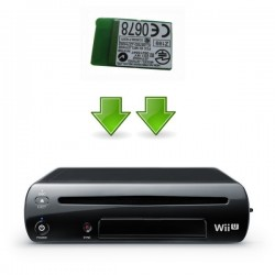 Réparation carte (module) Bluetooth WiiU - Console