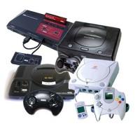 Consoles SEGA retrogaming